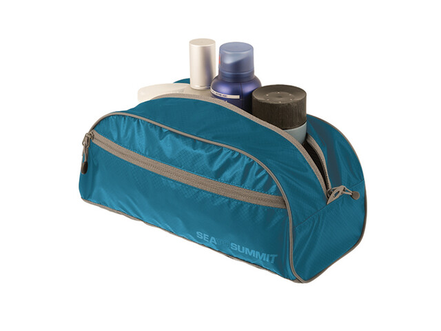 Sea to Summit Toiletry Bag Large blue/grey